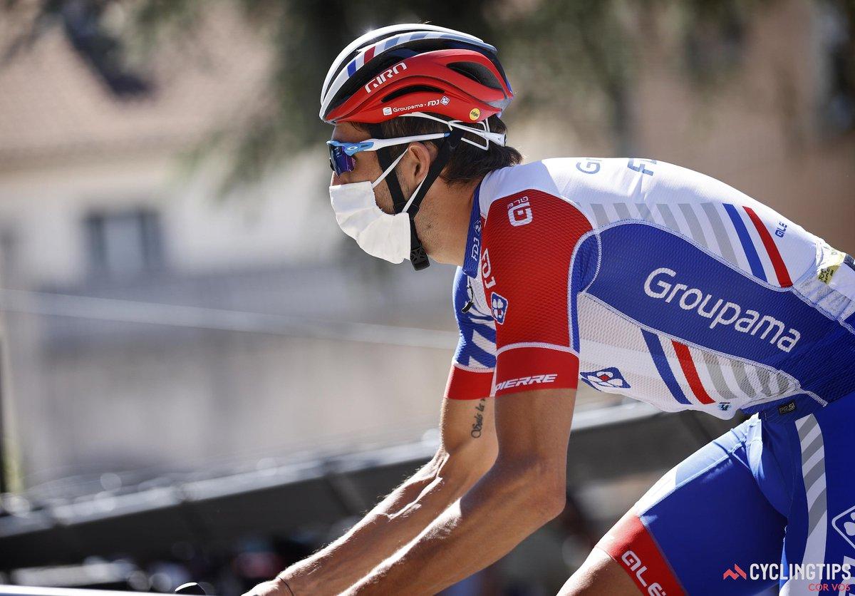 Thibaut Pinot abandons the Vuelta a España due to back pain https://t.co/BlaLXPReI7 https://t.co/L0rCwh7pgj