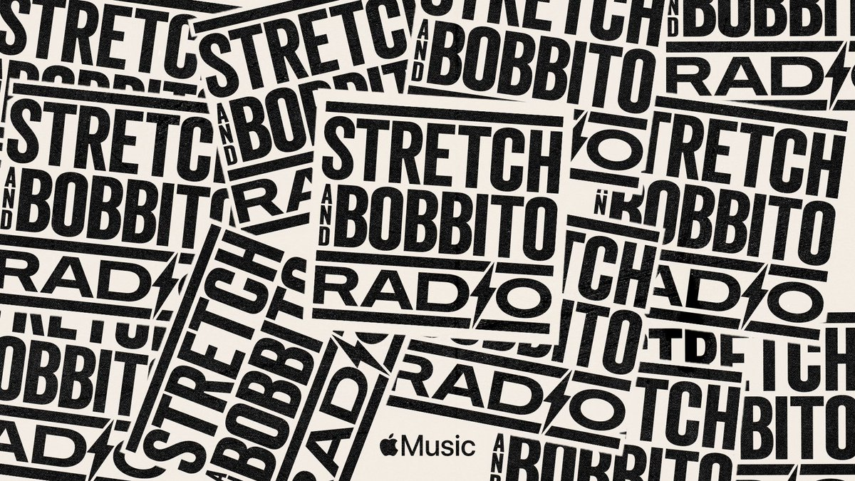 Yo! @StretchArmy + I celebrate 30th years tonight 10pm w. debut @AppleMusic radio show! Tomorrow our remixes feat. Big L/Jay-Z, Biggie, Method Man/Ghostface drop on all digital platforms, then Sunday we have a virtual screening + Q&A! stretchandbobbito.com