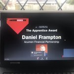 Image for the Tweet beginning: Well done Daniel @AcumenF #Lancashire