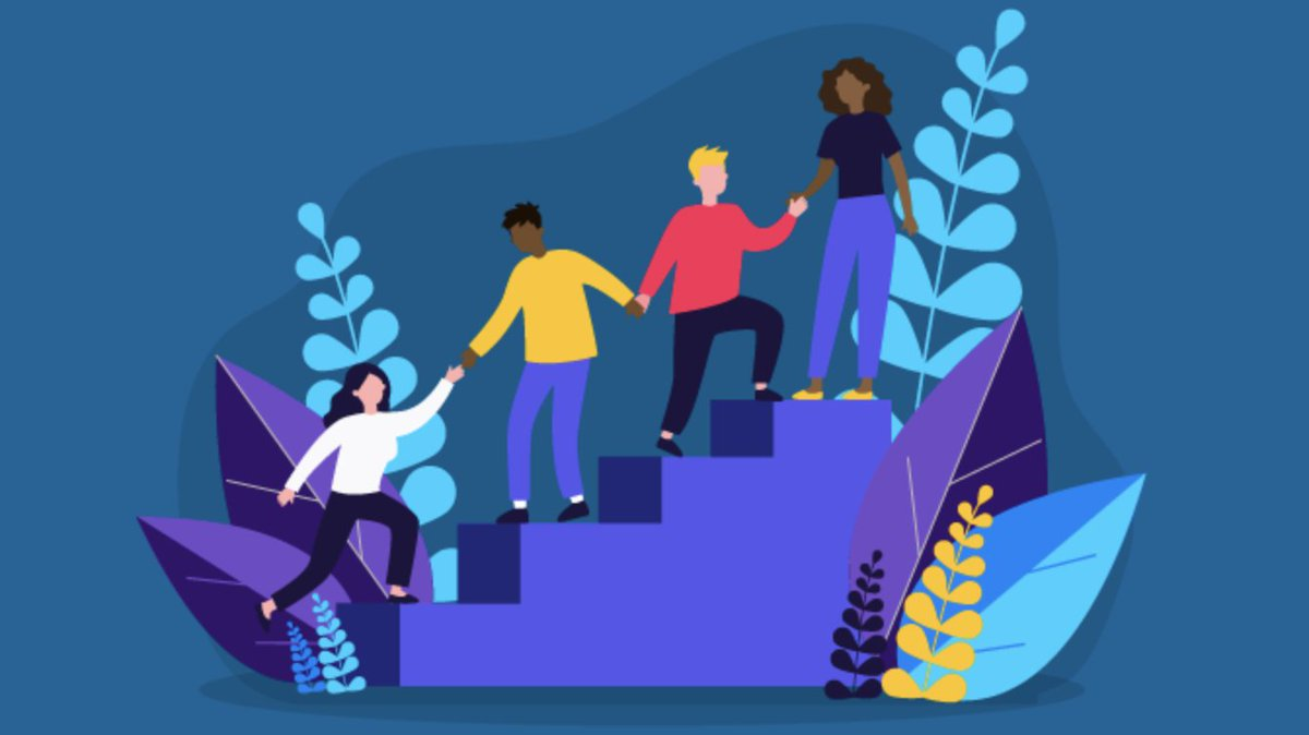 From publisher to professor, here's how various roles across #HigherEd can help support students, especially in online learning >> https://t.co/4COVJticaC https://t.co/Gs0jJUV7qF
