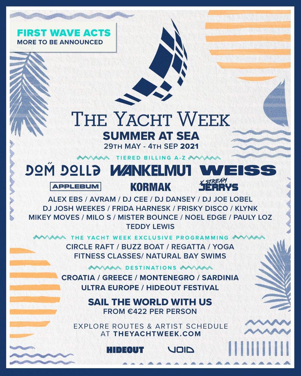 The Yacht Week (@theyachtweek) | Twitter