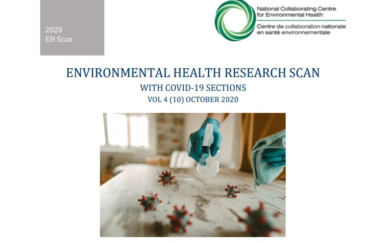 October Research scan with COVID-19 sections is now available! ncceh.ca/content/blog/o… (corrected link) #covid19