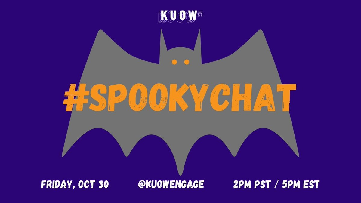 What's spookier: the election, or explaining to your kid that Covid canceled trick-or-treating? 😱 We want to know what's scaring you in these uncertain times. Join us for #SpookyChat w/@inquiryfive on Halloween eve 👻 10/30, 2pm PST / 5pm EST https://t.co/YatvYG7uSL