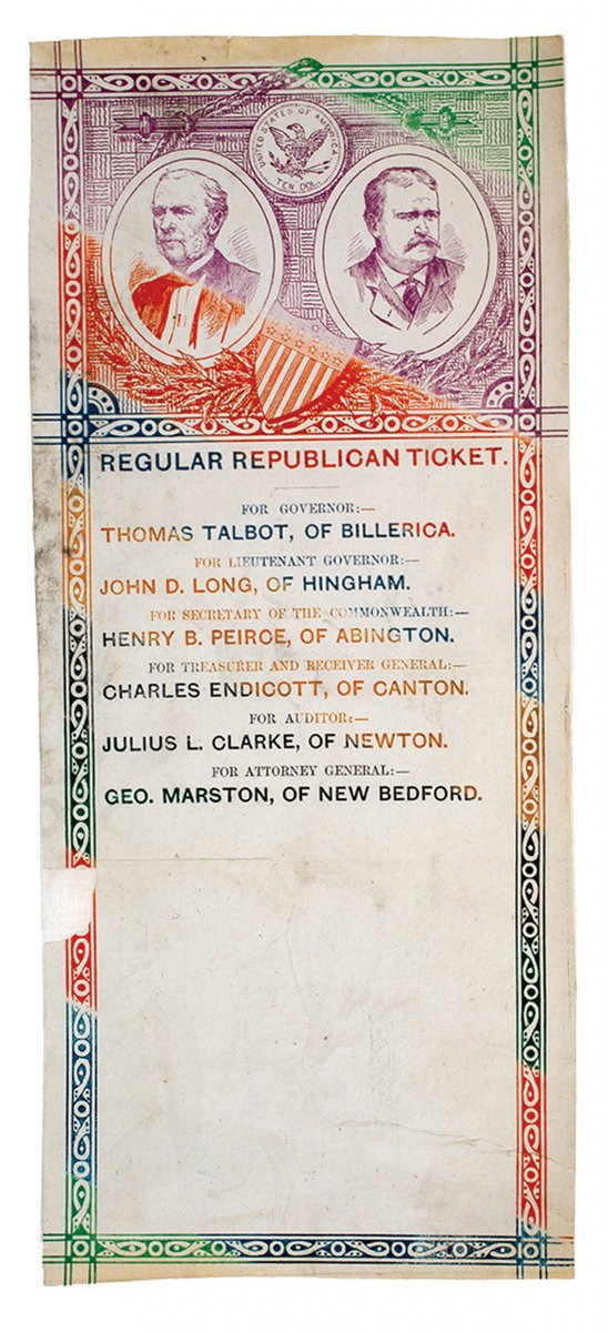 Designing democracy: A visual history of the ballot paper bit.ly/3m33cJI