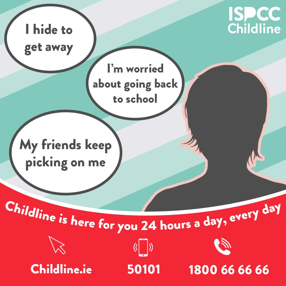 Whether you want to talk about school, your emotions, your family or just to have a chat with someone, our Childline volunteers are available 24 hours a day to listen and support you. Visit https://t.co/PiuiKeiajy https://t.co/sZ9v90fUop
