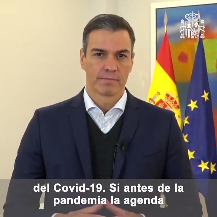 Twitter Pedro Sánchez. Lograr una educación sin brechas de gén...: abre ventana nueva