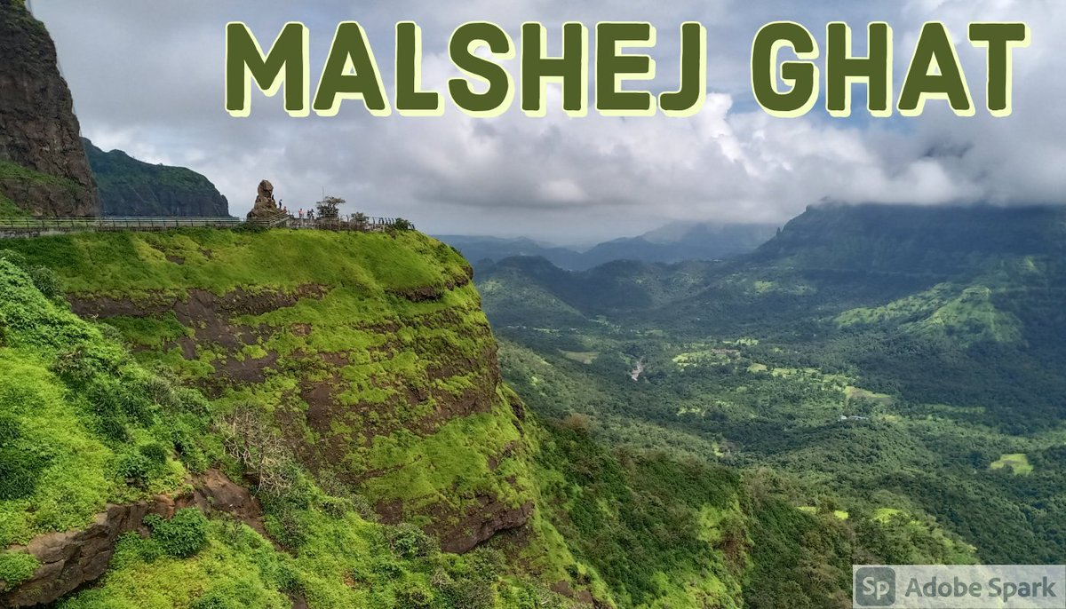 Malshej Ghat - Heaven Near Mumbai  The monsoon months of August & September are a good time to visit Malshej Ghat, with green hills & exotic flamingos visit this area during monsoon months. Video 👇 https://t.co/kXKeKRCqW1  #Mumbai #weekend #hills #ghat #malshej  #monsoon #trip https://t.co/39xjrN9gj3