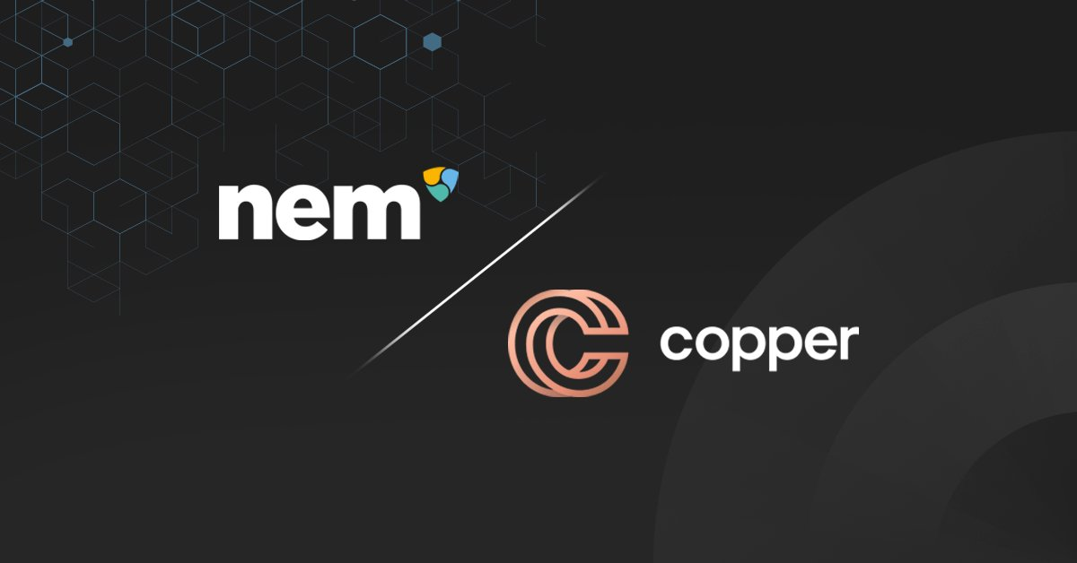 #NEM's CFO - Ian Wilson - was invited by new partner @CopperHQ to join the #CopperCast podcast. Listen in to Iain discuss the opportunities and potential for #blockchain #asset #tokenization  #Copper https://t.co/rfbhYqwoQi https://t.co/nlTN8HEbA0