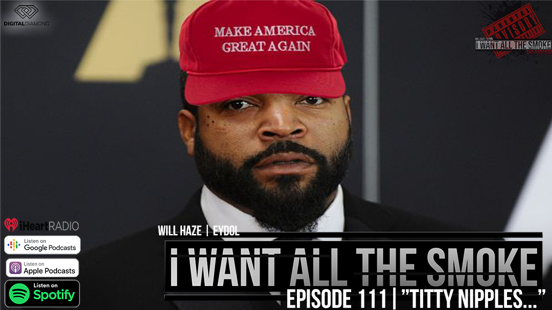"#RT @AllTheSmokePod: I Want All The Smoke - Episode 111 | ""Titty Nipples…"" is available now on all your favourite podcast streaming platforms! https://t.co/bJJ2Eac7Sr  #IWantAllTheSmoke #GalGadot #Cleopatra #IceCube #DonaldTrump #MAGA #CardiB #DeathRowR… https://t.co/CeylkmlaNc"