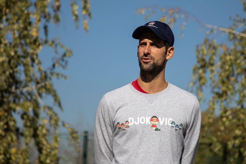 I regret U.S. Open and Roland Garros failures, says Djokovic https://t.co/qIzu83GE9x https://t.co/8Q2neQfLMt