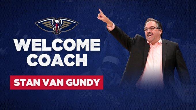 NBA – Che impatto avra' Stan Van Gundy sui Pelicans e sul nostro Nicolo' Melli?
