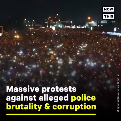 Here's what's going on in Nigeria amid global protests against alleged police brutality and corruption (warning: distressing) go.nowth.is/3krzrSo
