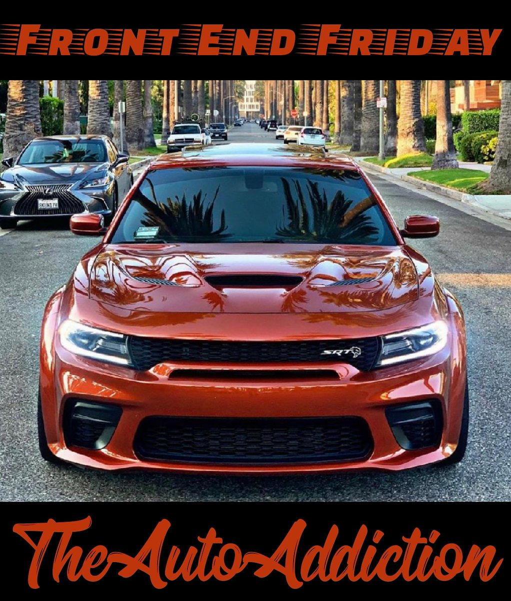 #frontendfriday #dodge #srt #charger #hellcat  . . Tag the owner:👀 . . #theautoaddiction #clothingbrand #stickers #hats #merch #carswithoutlimits #carlife #photooftheday #carsofinsta #supercars #carlover #automotive #follow #dreamcar #photography #carenthusiast #picoftheday https://t.co/pCdmhobjBj