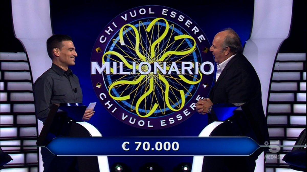 #ChiVuolEssereMilionario