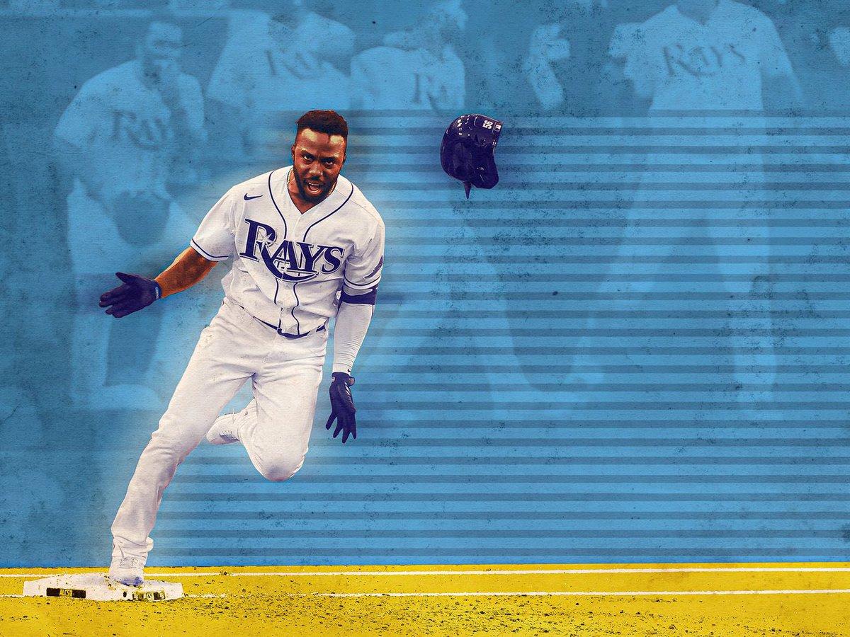 #MLBPICK 🔥🔥🔥 #WorldSeries   #Dodgers - #RaysUp   Randy Arozarena + 0.5 total bases 🎯  Cuota: 1.62 💰  FAV ❤️ RT 🔁 🙏🏻  #WorldSeries ⚾️ https://t.co/8gAycwCjr4