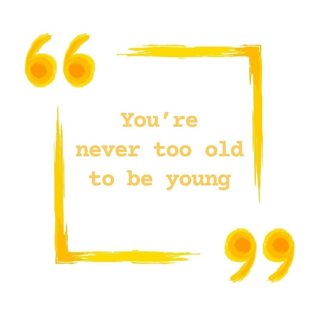 """""""You're never too old to be young""""   Snow White Snow White and the Seven Dwarfs . . . . . #vidyasury #lifequotes #lifelessons #inspiringquotes #qotd #wordsofwisdom #motivationalquotes #dailyquotes #cartoons #quotestagram #quotesofinstagram #positivevibes… https://t.co/TbdGLmWDYq https://t.co/GQBqq9LFES"""