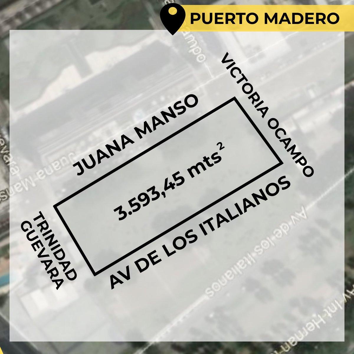 ‼️ #URGENTE | Es jueves y hay otro capítulo de #lainmobiliariadeLarreta. ¿El convenio urbanístico es una excepción? No, en la Ciudad parece ser la regla.  Hoy, a último momento, más torres en Puerto Madero.👇🏼 https://t.co/QbE7gOvKoO