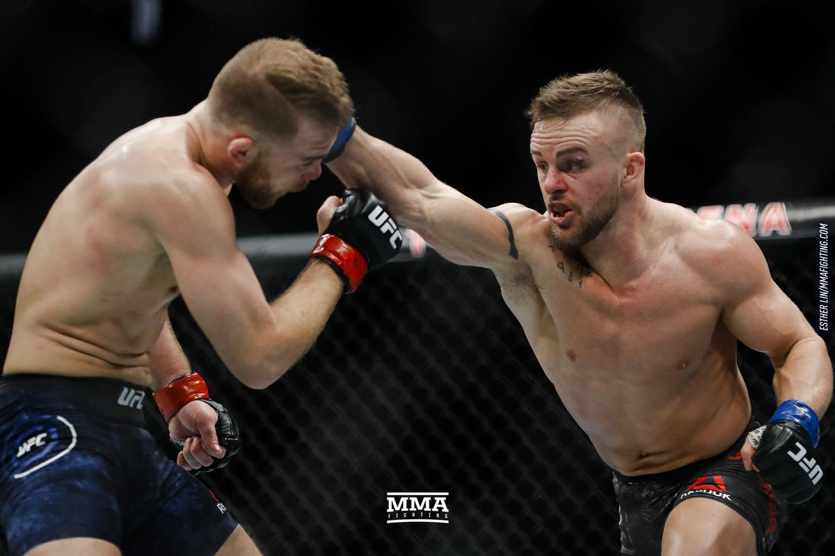 Cody Stamann out of fight against Merab Dvalishvili, search underway for a replacement (@DamonMartin) https://t.co/NnFxVJz7dX https://t.co/tzL3NuYFHf