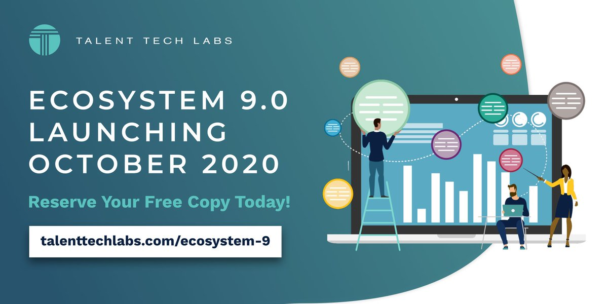 TTL's Ecosystem 9.0 is coming soon! Discover 2020's most innovative and disruptive talent acquisition technologies. https://t.co/khFmGiz39F  #TalentAcquisition #TA #innovation #TAtech https://t.co/5HcWNDMcxI