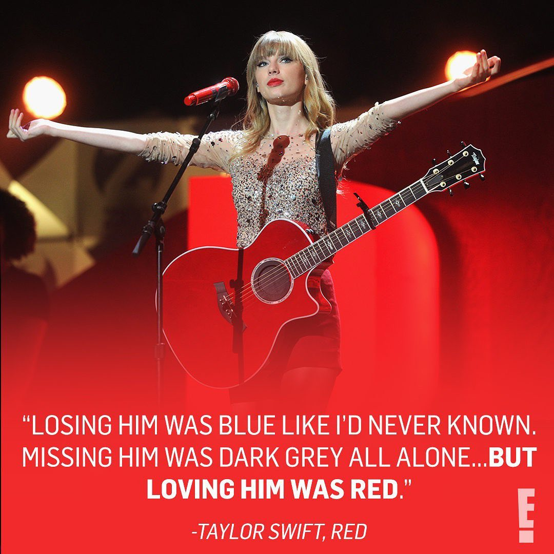 It has been 8 years already? 🥺❤️ #RED