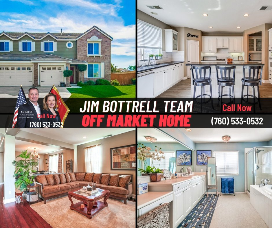 😍Incredbile Temecula Home on Cul de Sac FOR SALE ☎️Call (760) 533-0532 for more details ID#1187 #jimbottrell #bottrellteam #jimbottrellteam #realtor #realty #realestate #realestateservices #temecula #morganhill #neighborhood #updated #callnow https://t.co/EnXg1LAAu8