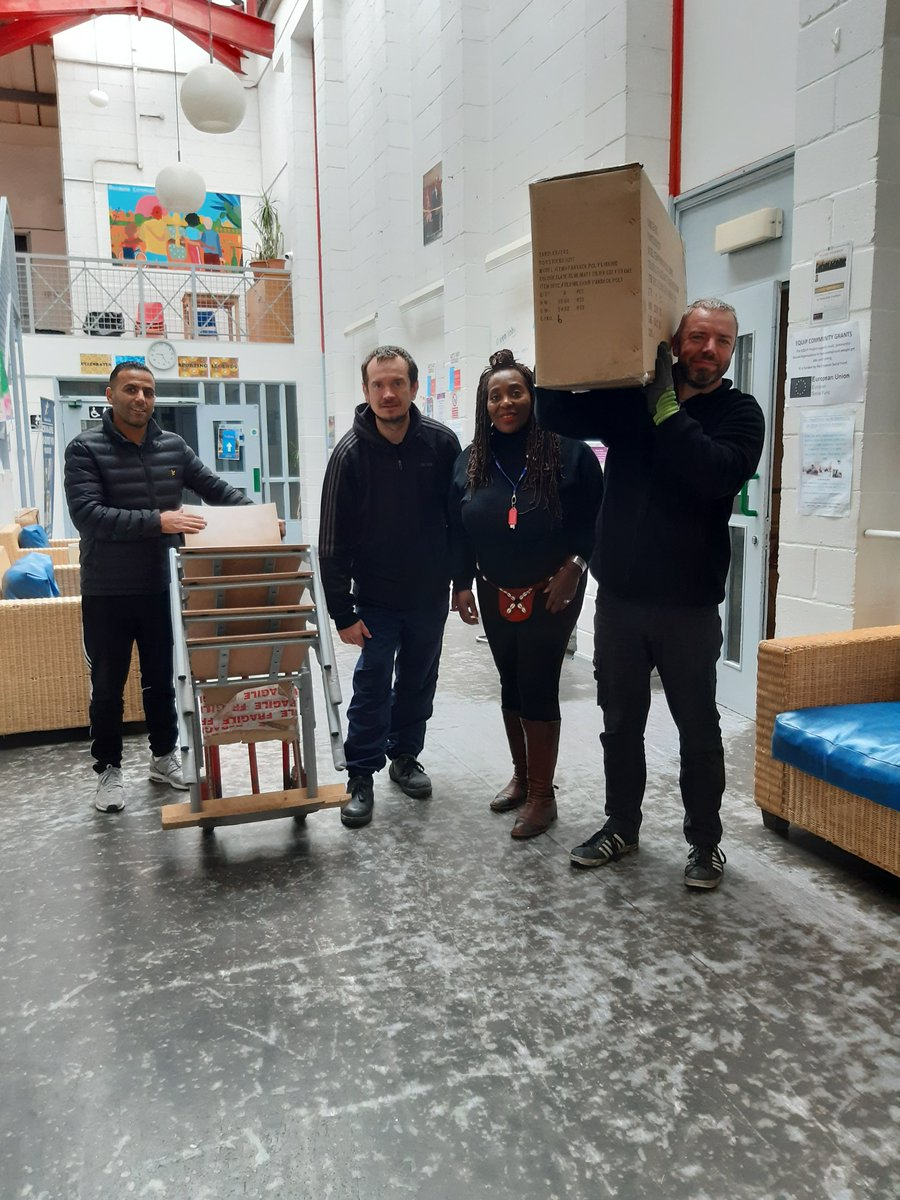 It was our pleasure to work with @haringeycouncil to successfully donate 623 chairs and 46 tables to 9 community organisations and services across the London borough of Haringey. We are proud to have fulfilled the requirements of 9 community projects.   https://t.co/6xsrOwOdjV