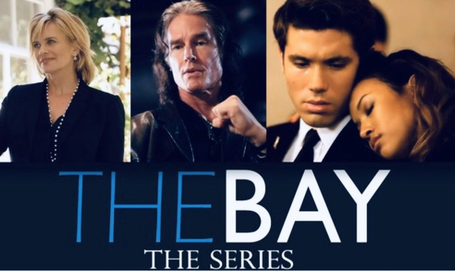 Just found out The Bay is releasing season 6 the same day that I'm having brain surgery! I'm so happy because I'm going to have the Garretts and Blackwells to make me me feel better. #TheBay  is the best medicine. So happy @GregoriJMartin picked the perfect time to release it 💙 https://t.co/Ap8vvjf5rq
