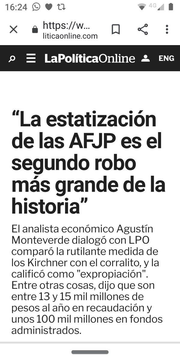 A 12 años del robo de los aportes de Pensionados #RentasVitalicias  @silviastang @gastoncavanagh @LuisGasulla https://t.co/UNBbqvS6Or