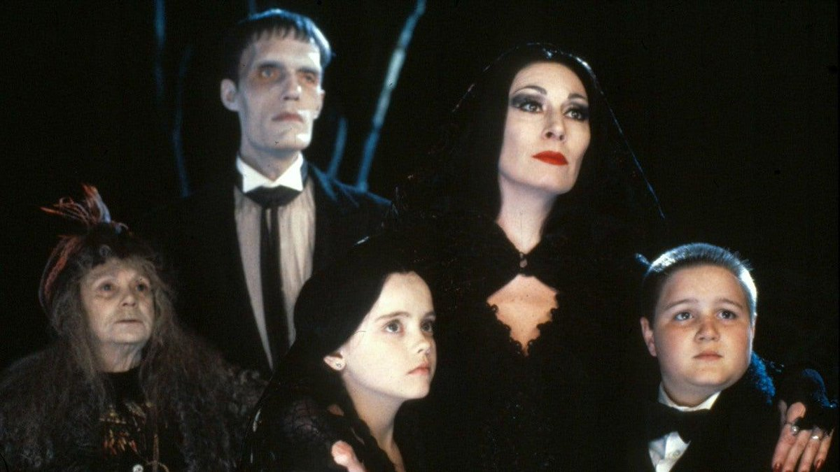 Tim Burton is bringing The Addams Family to television. bit.ly/34nEmhM