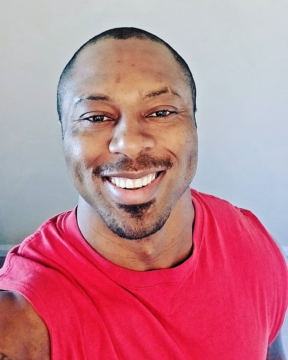 Shaved😁#theblackspiderman #blackspiderman #bjjblackbelt #positivevibes #haircut https://t.co/kKQOpYrM10