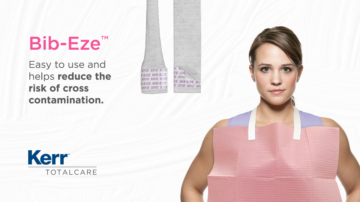 Tired of sterilizing bib chains? Ditch the chain and try Bib-Eze! Help reduce the risk of cross-contamination between patients. See how you can redeem up to 25% back in free products when you purchase solutions like Bib-Eze by visiting our site or contacting your local sales rep! https://t.co/KbteXLGVgD