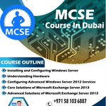 Image for the Tweet beginning: MCSE Courses In Dubai.⚡⚡⚡ CALL