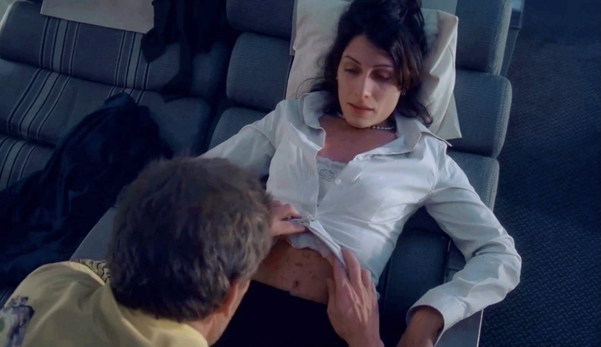 "House: I need to get a better look at your rash. Cuddy: Use your imagination. House: Fine, should I go with ""lifeguard Cuddy"" or ""Mother Superior Cuddy""?  WHY ARE THEY THE WAY THAT THEY ARE??? 😭😭 #HouseMD #Huddy https://t.co/CwyEEHfSSy"