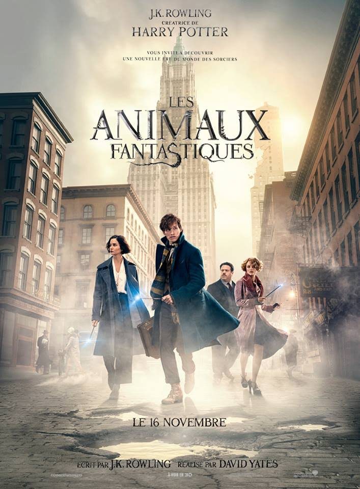 Les Animaux fantastiques (Fantastic Beasts and Where to Find Them) -  David Yates  VF  ⭐⭐⭐⭐⭐ https://t.co/ks3LlfJmj7