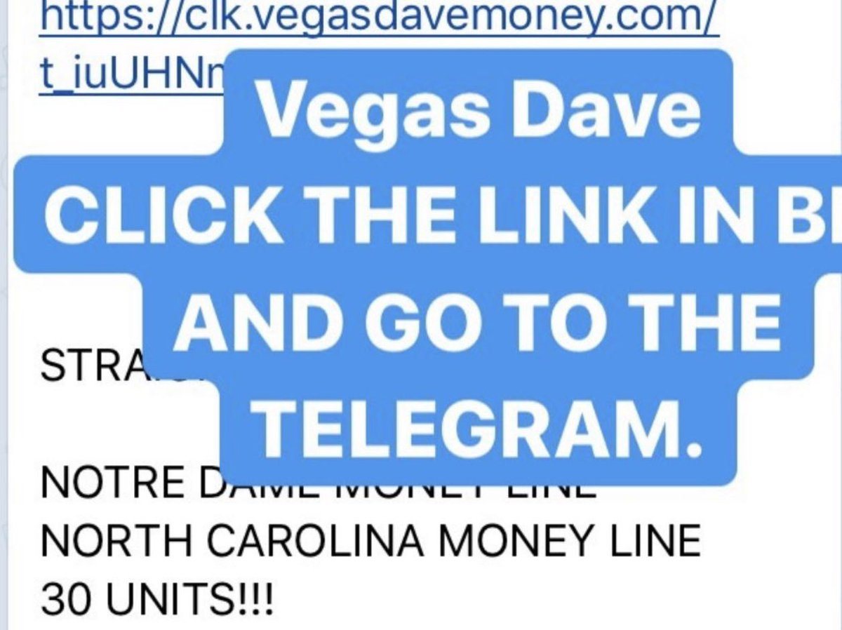 @BRANDON57845699 @itsvegasdave Appalachian state  13.5 point Favorite -500 Moneyline   EVERYONE REMEMBER DAVES LAST COLLEGE FOOTBALL GAME  NORTH CAROLINA  -14 POINT FAVORITE  -500 MONEYLINE  Negative 30 units  ❌LOST❌  Dave Won ✅Notre Dame  -800 Moneyline  30 units won 3 1/2 Units   🤷🏻‍♂️🤷🏻‍♂️🤷🏻‍♂️ https://t.co/idGb1WizEB
