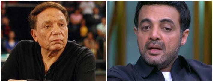 عمرو محمود ياسين يرد على شائعة الخلاف مع عادل إمام في عزاء والده التفاصيل  https://t.co/jV1exIC40J https://t.co/BQhfisXGLi