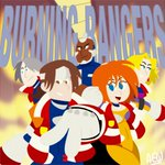 Image for the Tweet beginning: Burning Rangers! To the brand