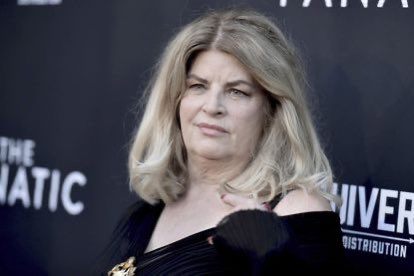 @LeonaLioness6 What is it with Kirstie Alley? Is she still working on that gorgeous half smile? https://t.co/dBavJ984hL
