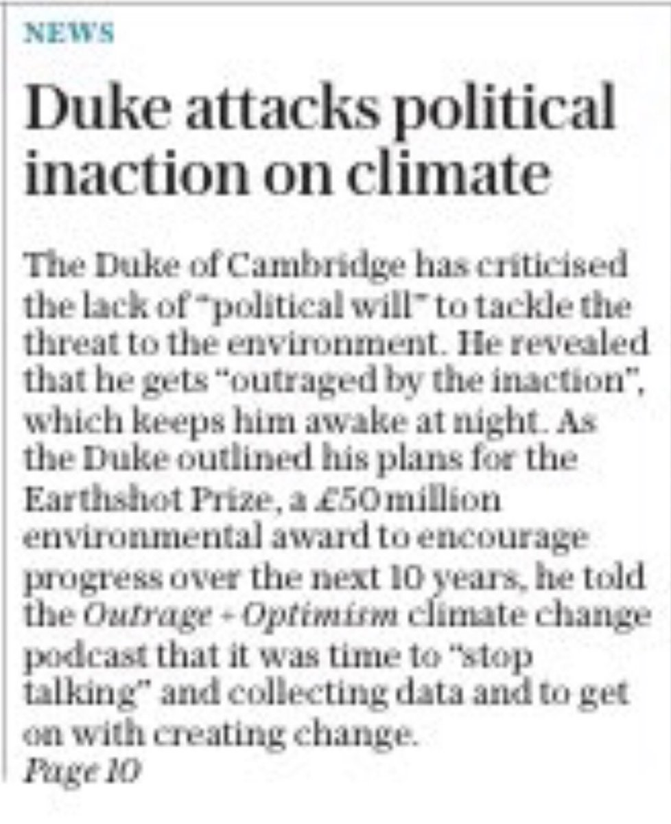 We should be custodians of the environment..  The climate will do whatever it will do..   #skypapers #ClimateEmergency #NetZero #GreenNewDeal https://t.co/jvPwui7B8n
