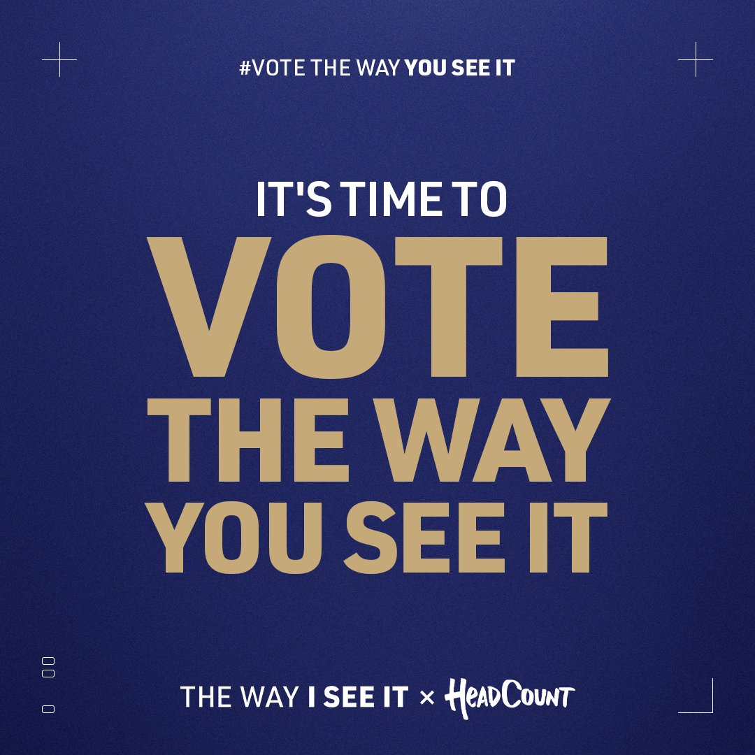 #TheWayISeeIt, a look into the Reagan and Obama presidencies through the eyes of @petesouza will be available to stream this Friday 10/23 on @peacocktv. And don't forget to #VOTETheWayYOUSeeIt on November 3rd. https://t.co/MggR4wzyEP. https://t.co/K0k4wakYtY
