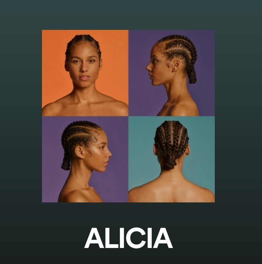 This Alicia album is growing on us...  ❤❤ #AliciaKeys 🎙🎧 https://t.co/XkNXkwcCHn