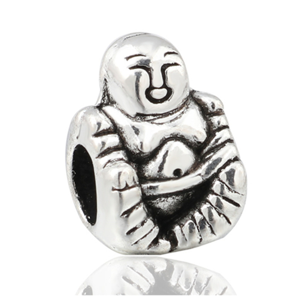 cute Buddha charm bead https://t.co/6QifKvyCn0   https://t.co/EHFAENVvW5 #gift #gifts #ring #rings #necklace #earrings #homedelivery #buyonline #christmas