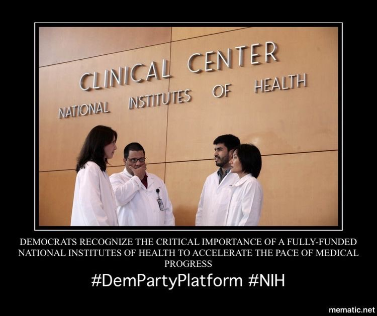 #Democrats will support increased &sustainable funding for health &medical research &federal grants across agencies, including at the National Cancer Institute &other components of the National Institutes of Health (NIH),the CDC &the Agency for Health Care Research &Quality. 3/11