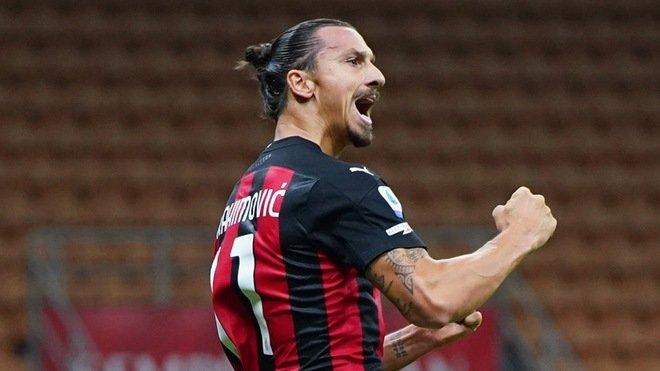 VIDEO) Doblete de Zlatan en el empate entre AC Milan y Roma | ECUAGOL
