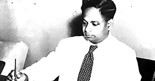 Kokkat Sankara Pillai, IFS   K.S.Pillai was the first diplomat martyred in the line of duty while serving as First Secretary in Ottawa on April 19,1961.  He was shot point blank in office while #ServingTheNation. #IndianForeignService remembers his sacrifice. https://t.co/2HMKqq60su