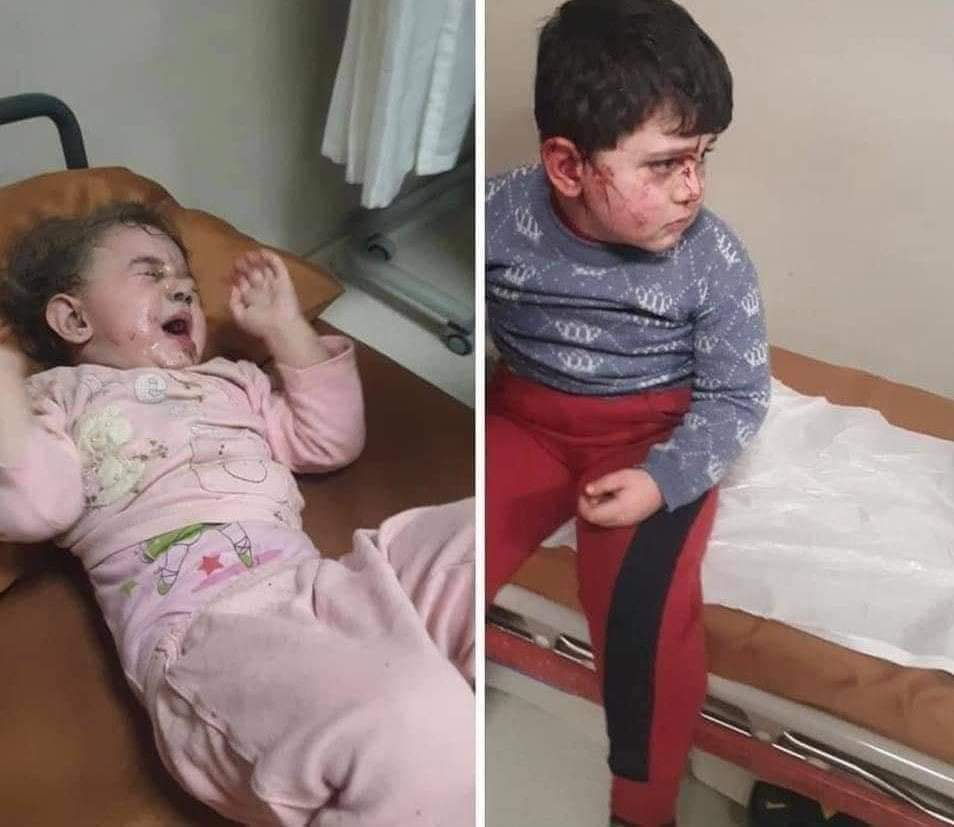 In the midst of night Ganja city came under missile attack of Armenia. 3 residential buildings destroyed. As of now 7+civilians, as well as women killed. 33 civilians inlc kids seriously wounded. Armenia hides itself behind humanitarian ceasefire to attack Azerbaijani civilians. https://t.co/bZR3vf2LyO