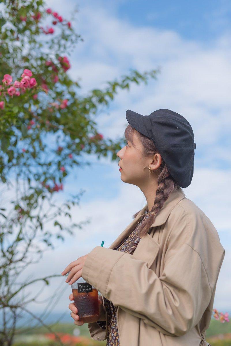 やくらいガーデンはるなさん次回撮影会はボタニカルガーデンで秋服撮影#epi #epiphoto#epigirl #三つ編み#撮影会 #SIGMA #Art#モデル #かわいい #ポートレート #やくらいガーデン#写真好きな人と繋がりたい #ファインダー越しの私の世界#photo #portrait
