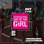 Image for the Tweet beginning: 🌴International Day of the Girl🌴  #CANOC