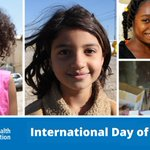 Image for the Tweet beginning: Today is International #DayOfTheGirl! All around