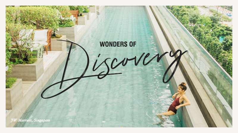 Day 3 of #WeekofWonders. Book our 30 extraordinary hotel brands, for up to 33% fewer points. Explore the week's offerings here: https://t.co/7P7RrA2yE6 https://t.co/Yi5U6Mw6O3